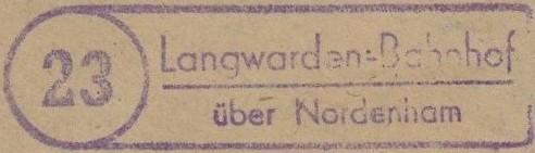 Dieses Bild hat ein leeres Alt-Attribut. Der Dateiname ist Langwarden-Bahnhof-Poststellen-II-Stempel.jpg