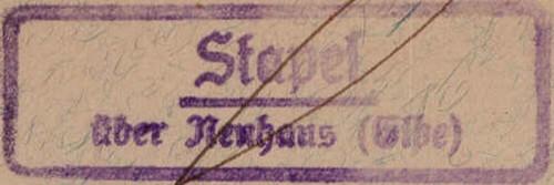 Dieses Bild hat ein leeres Alt-Attribut. Der Dateiname ist Stapel-ueber-Neuhaus-Elbe-violetter-Landpost-R2-klar-auf-Bedarfsbrief-12.3.1935.jpg
